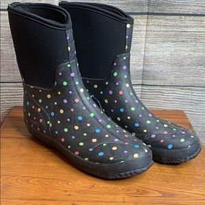 Western Chief Ditsy Dots Boots